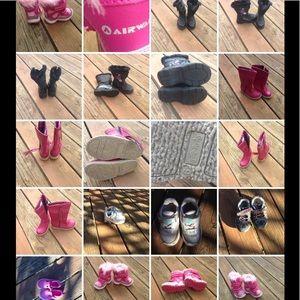 Bundle shoes 5;6size